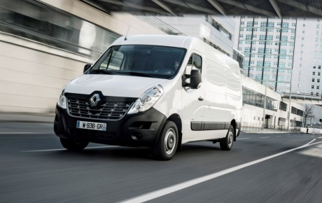 Introducing The New Renault Master Z E