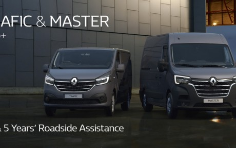 Brand New Renault Master And Trafic Overhaul – A Closer Look